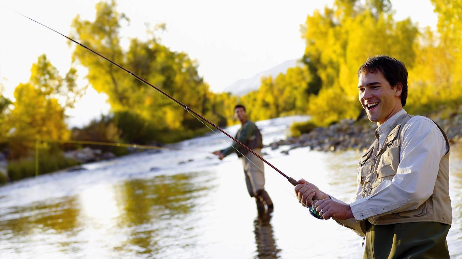 Sheraton Steamboat Resort Villas - Fly Fishing